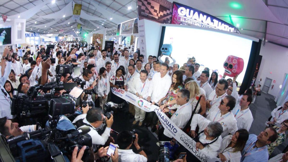 Concluye Tianguis Turístico en Mazatlán con números positivos