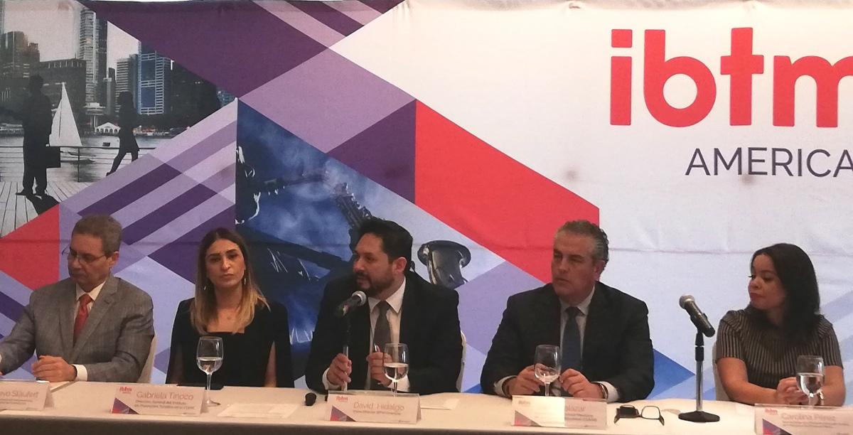IBTM Latin America: México en el top 5 de crecimiento en la industria de turismo de reuniones